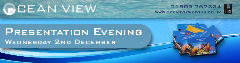 Presentation Evening December 2015 Blog