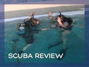 Scuba Review Checklist page