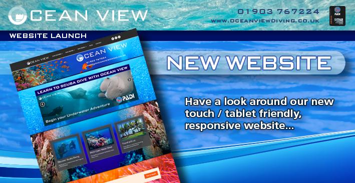 New Website Launch 2016