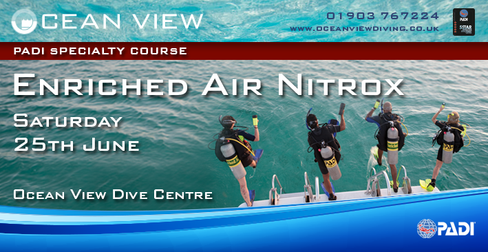 Enriched Air Nitrox Course