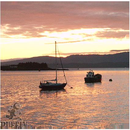Sunset OBAN