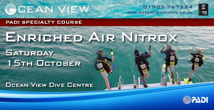 enriched air diver course
