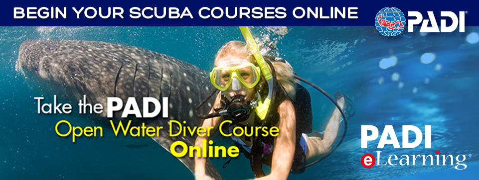 PADI eLearning courses