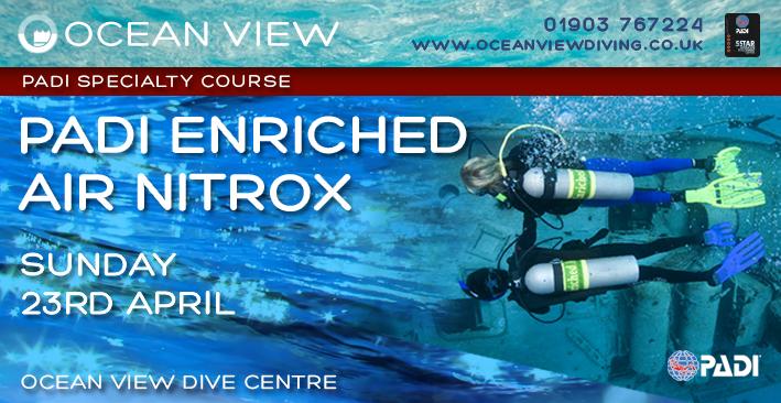 Ocean View Enriched Air Nitrox Course