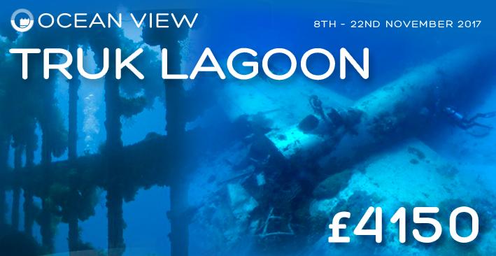 Truk Lagoon Trip November 2017