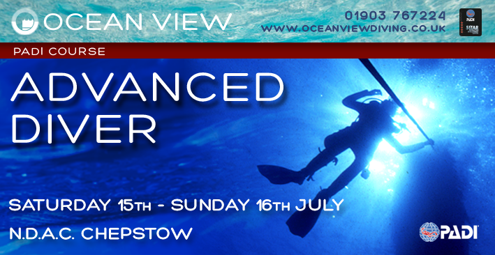 Advanced Diver weekend at NDAC