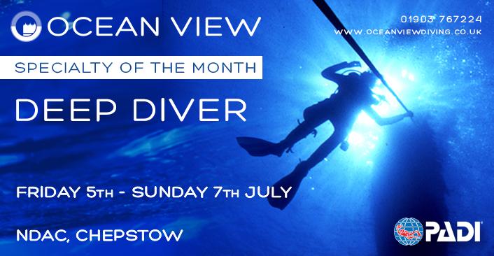 Deep diver July 2019