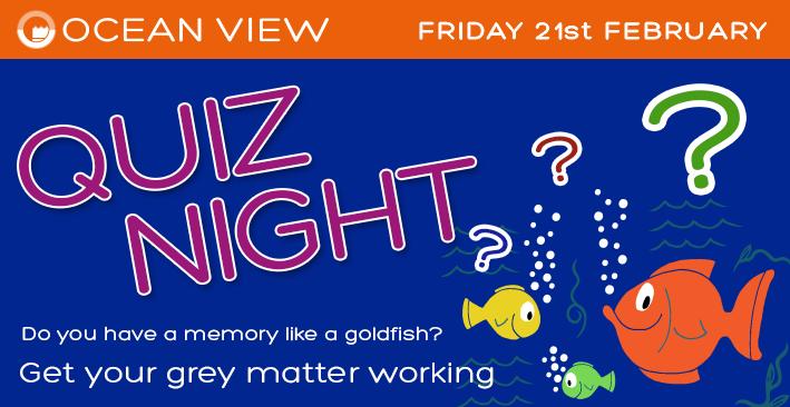 Quiz Night Feb 2020