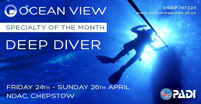 Deep Diver April 2020
