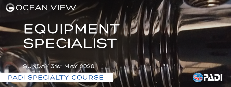 Equipment Specialist May 2020