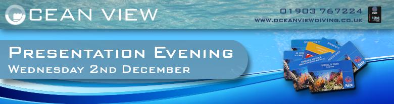 Presentation Evening December 2015 Blog