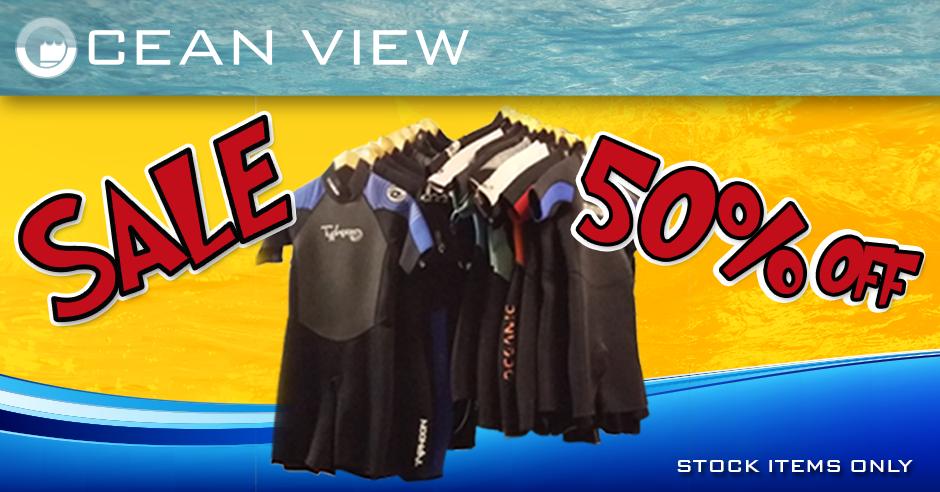 January Wetsuit Sale FB Header