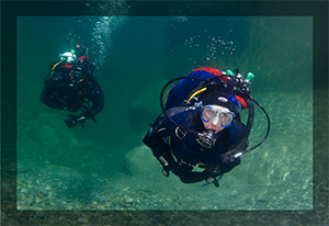 PADI Specialty Courses Drysuit Diver