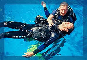 PADI Specialty Courses PADI Rescue Course
