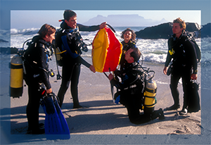 PADI Specialties Search and Recovery