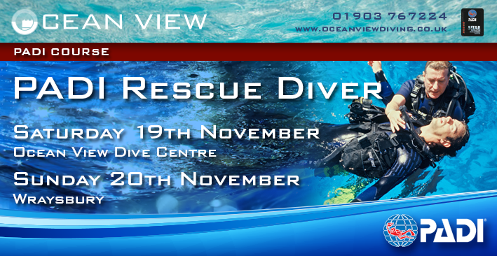 Ocean View Rescue Course