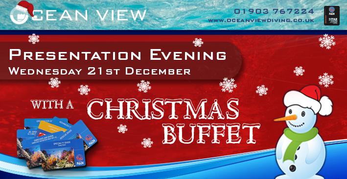 Ocean View Presentation Evening December 2016