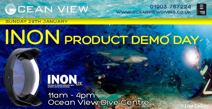 INON Uk Product Demonstration Day