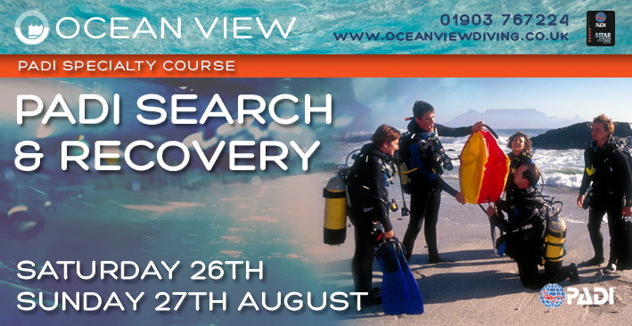 Search and Recovery August 2017