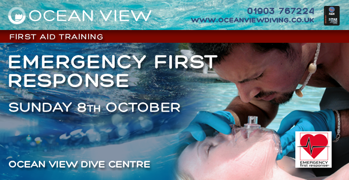 Emergency First Response course 8th October 2017 Ocean View