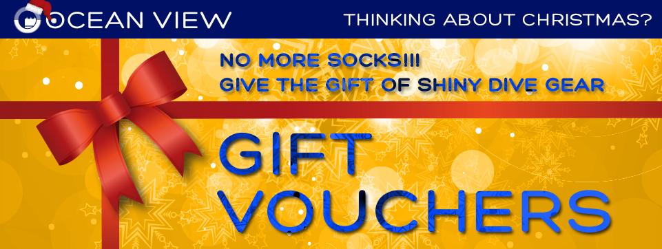 Gift Vouchers Christmas 2017