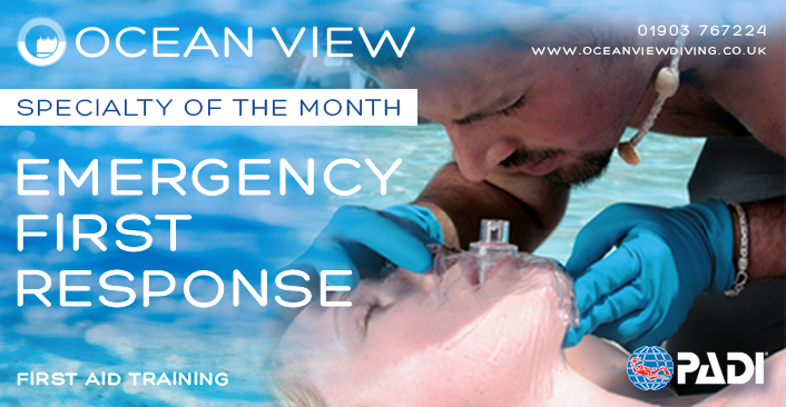 Emergency First Response Specialty of the Month April 2018