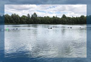 Open Water course Wraysbury