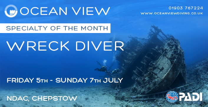 Wreck Diver July 2019 new