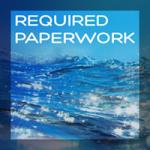 Required paperwork box header