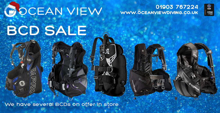 BCD on offer Xmas 2019