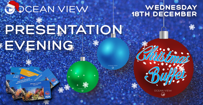 Presentation Evening Wednesday Xmas 2019