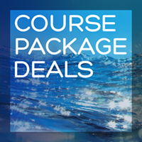 Course package Deals decal