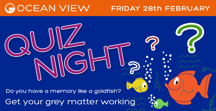 Quiz Night February 2020