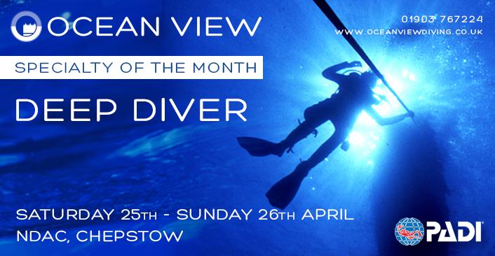 Dive Club Newsletter Deep April 2020