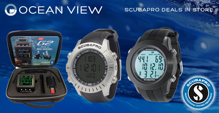 Dive Club Newsletter Scubapro computer offers
