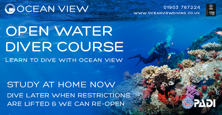 Home eLearning Study Open Water course eLearning