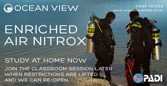 Home eLearning Study Enriched Air Nitrox