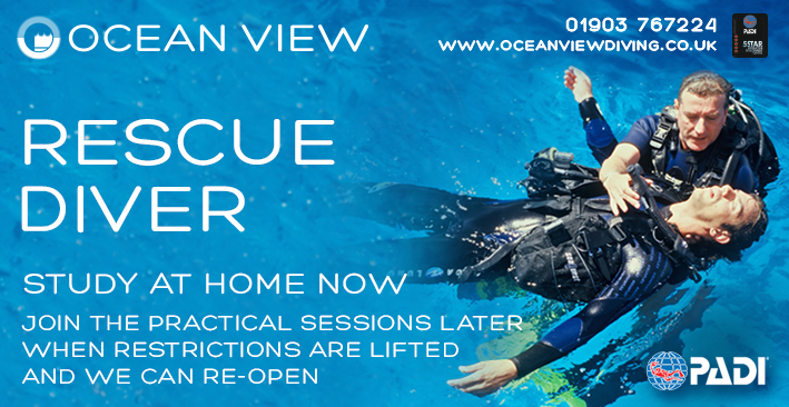 Home eLearning Study PADI Rescue Diver
