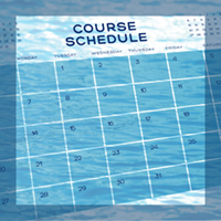 course schedule square