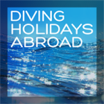 Diving holidays abroad