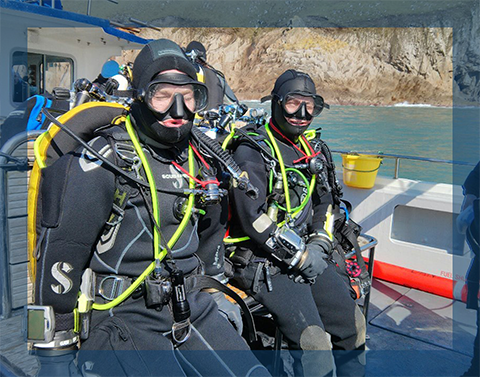 UK Trips Lundy Divers